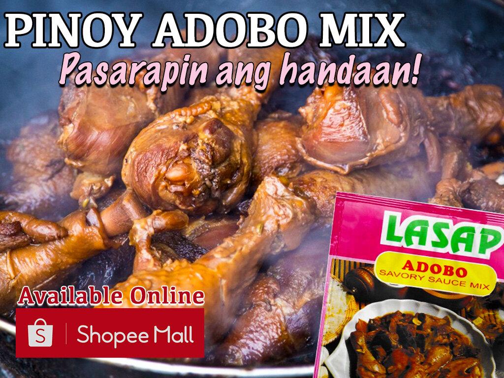 Lasap Adobo Mix